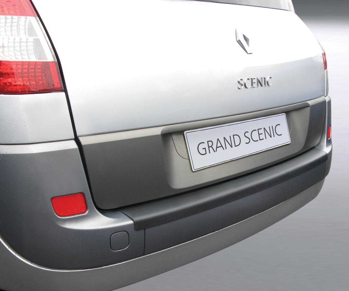 Takapuskurin kolhusuoja Renault Grand Scenic 2004-3/2009