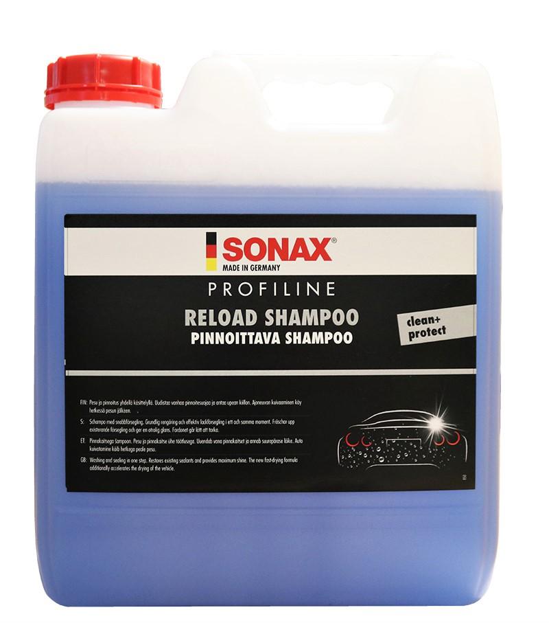 SONAX PROFILINE Reload pinnoittava shampoo 10 L
