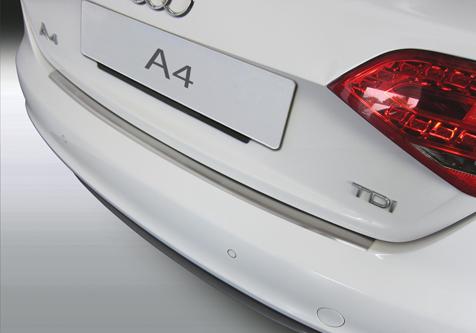 Takapuskurin kolhusuoja Audi A4 2008-2012 (EI S4),Rosteri