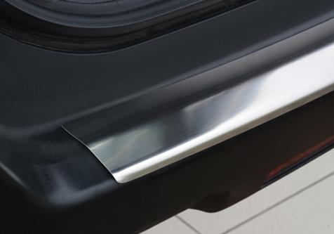 Takapuskurin kolhusuoja Nissan X-Trail III 07-14, Rosteri