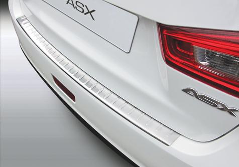 Takapuskurin kolhusuoja Mitsubishi ASX 10-, Rosteri