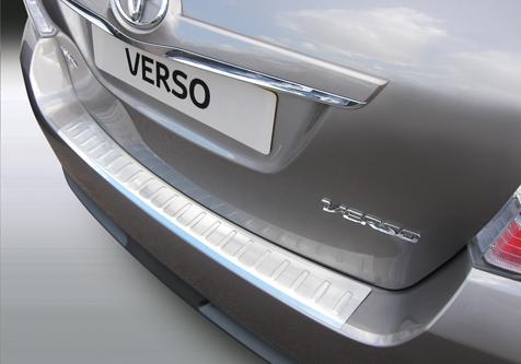 Takapuskurin kolhusuoja Toyota Corolla Verso 13-, Rosteri