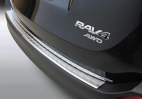 Takapuskurin kolhusuoja Toyota Rav4 13-16, Rosteri