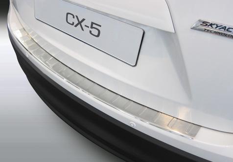Takapuskurin kolhusuoja Mazda CX-5 12-, Rosteri