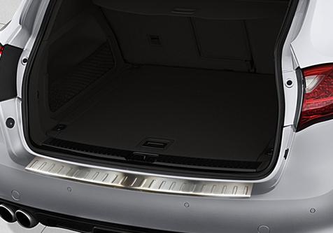 Takapuskurin kolhusuoja Porsche Cayenne 10-14, Rosteri