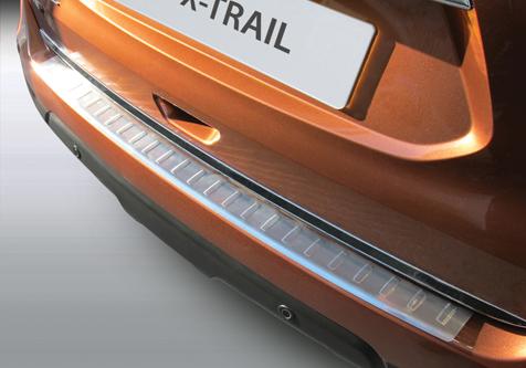 Takapuskurin kolhusuoja Nissan X-Trail III 14-, Rosteri