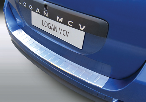 Takapuskurin kolhusuoja Dacia Logan MCV 13-, Rosteri