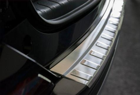 Takapuskurin kolhusuoja Toyota Rav4 16-, Rosteri