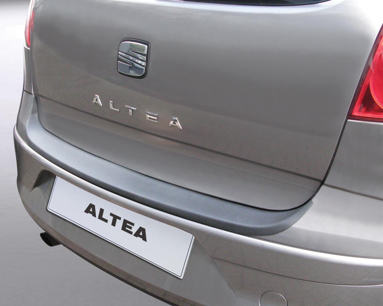 Takapuskurin kolhusuoja Seat Altea 7/2004-3/2009 (EI FR)