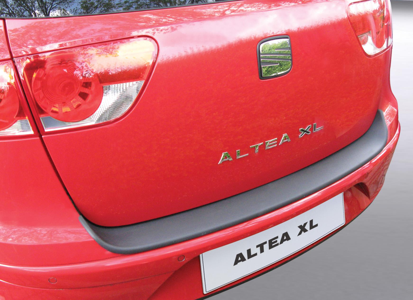 Takapuskurin kolhusuoja Seat Altea XL 2006-