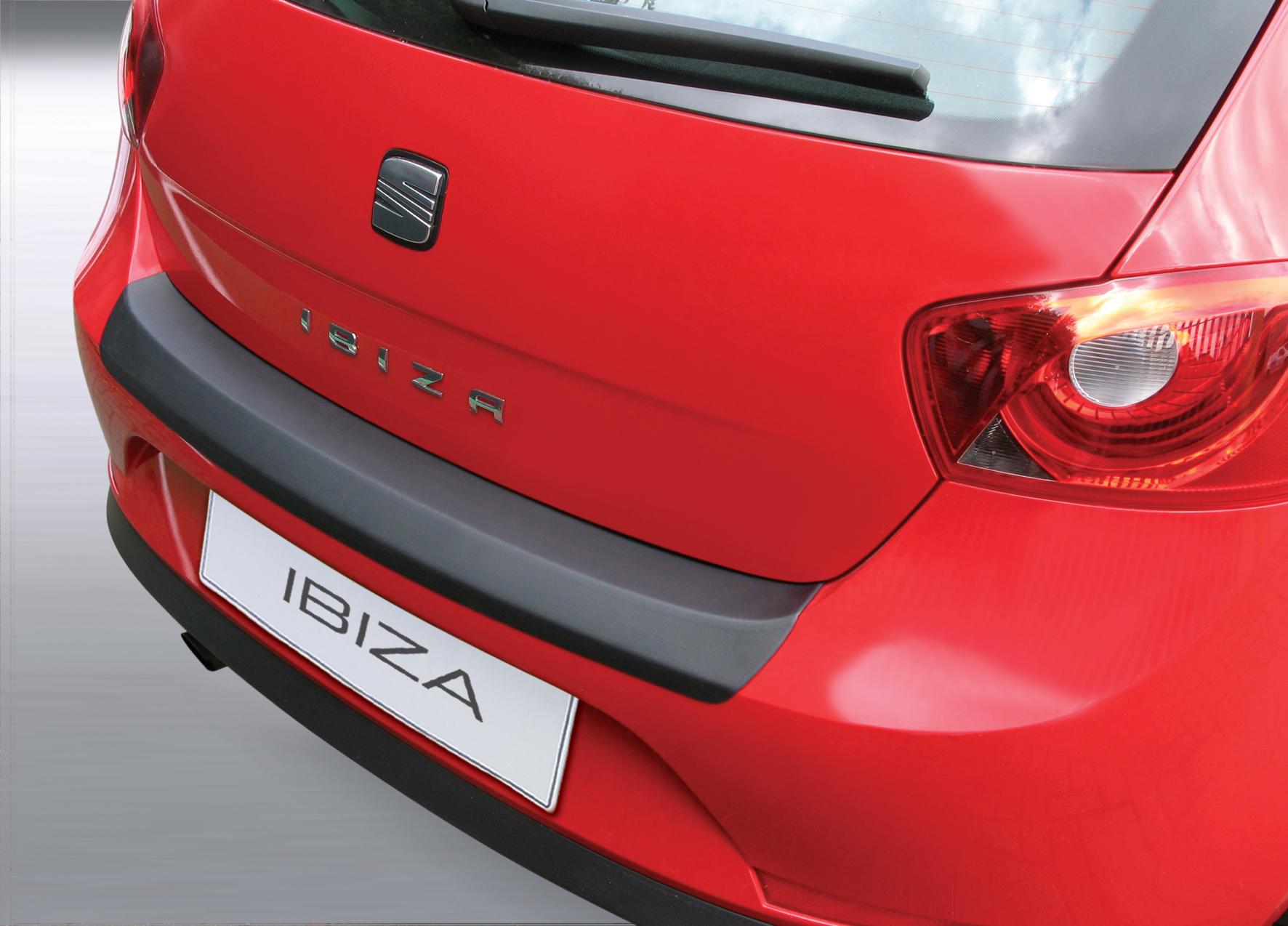 Takapuskurin kolhusuoja Seat Ibiza 3d 6/2008-2/2012 (EI FR/C