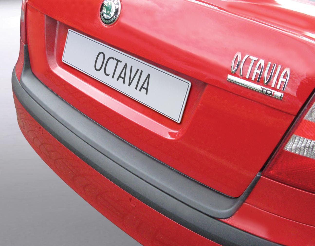 Takapuskurin kolhusuoja Skoda Octavia III 5d 04-12/2008