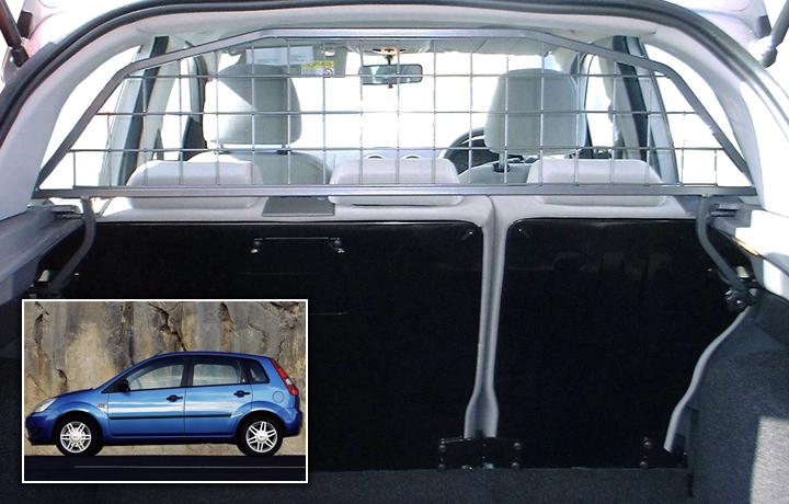 Koiraverkko Ford Fiesta 5-ovinen Hatchback 2002-2008
