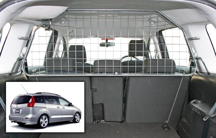 Koiraverkko Mazda 5 2005- 7-paikkainen