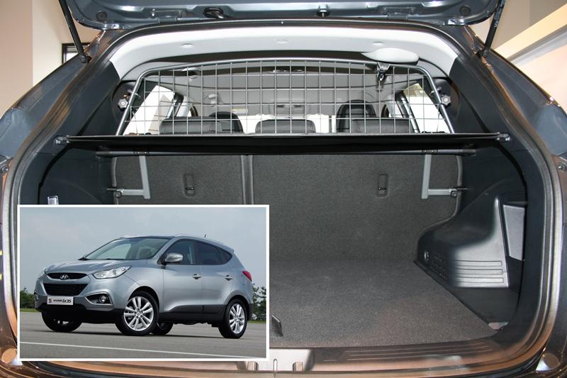 Koiraverkko Hyundai ix35 Tuscon 2009-2015