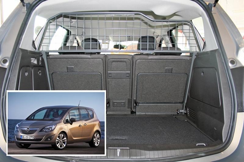 Koiraverkko Opel Meriva B