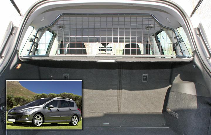 Koiraverkko Peugeot 308 SW 2008-2014 ei kattoluukkua