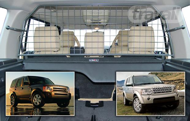 Koiraverkko Land Rover Discovery 3 2004-2009 / 4 2009-