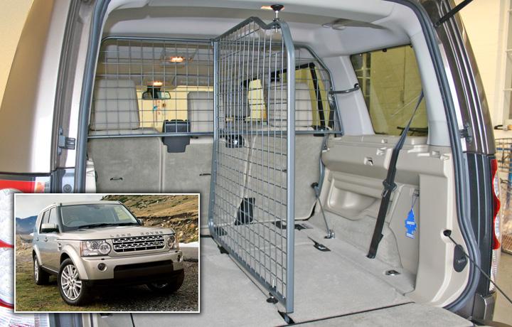 Tilanjakaja Land Rover Discovery 3 2004-2009 / 4 2009-