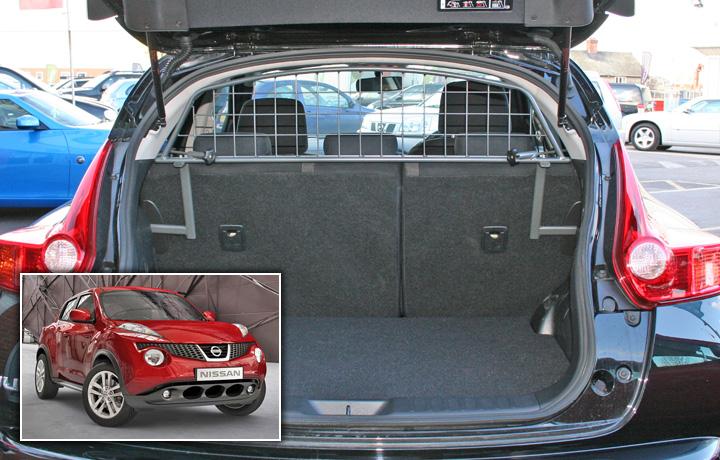 Koiraverkko Nissan Juke 2010-