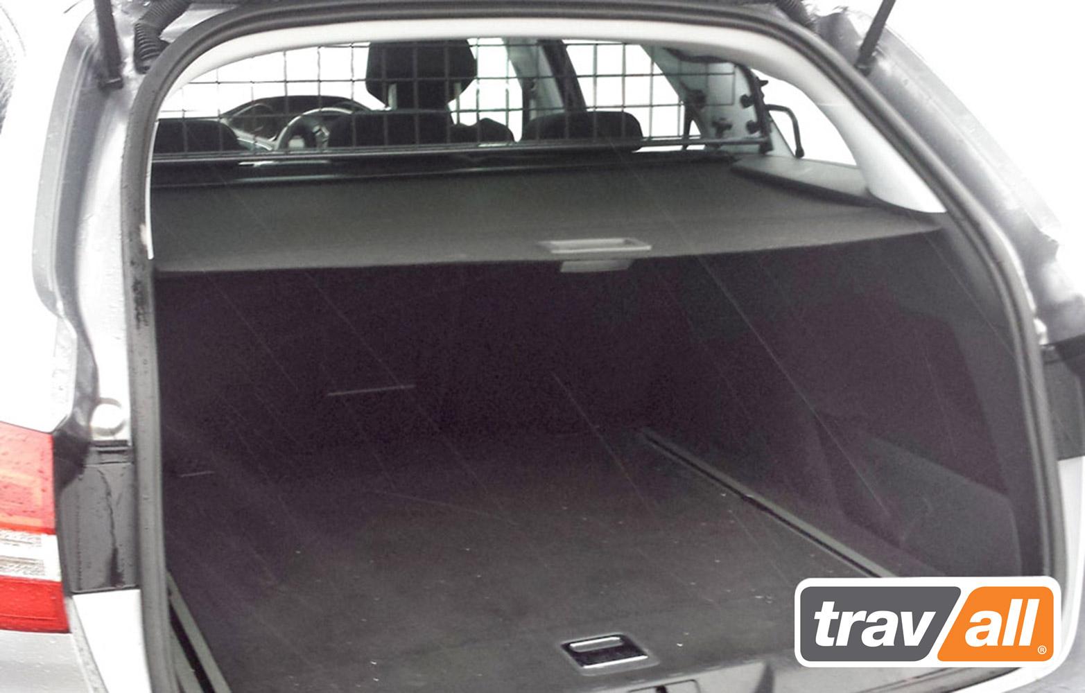 Koiraverkko Peugeot 308 SW 2014- kattoluukulla