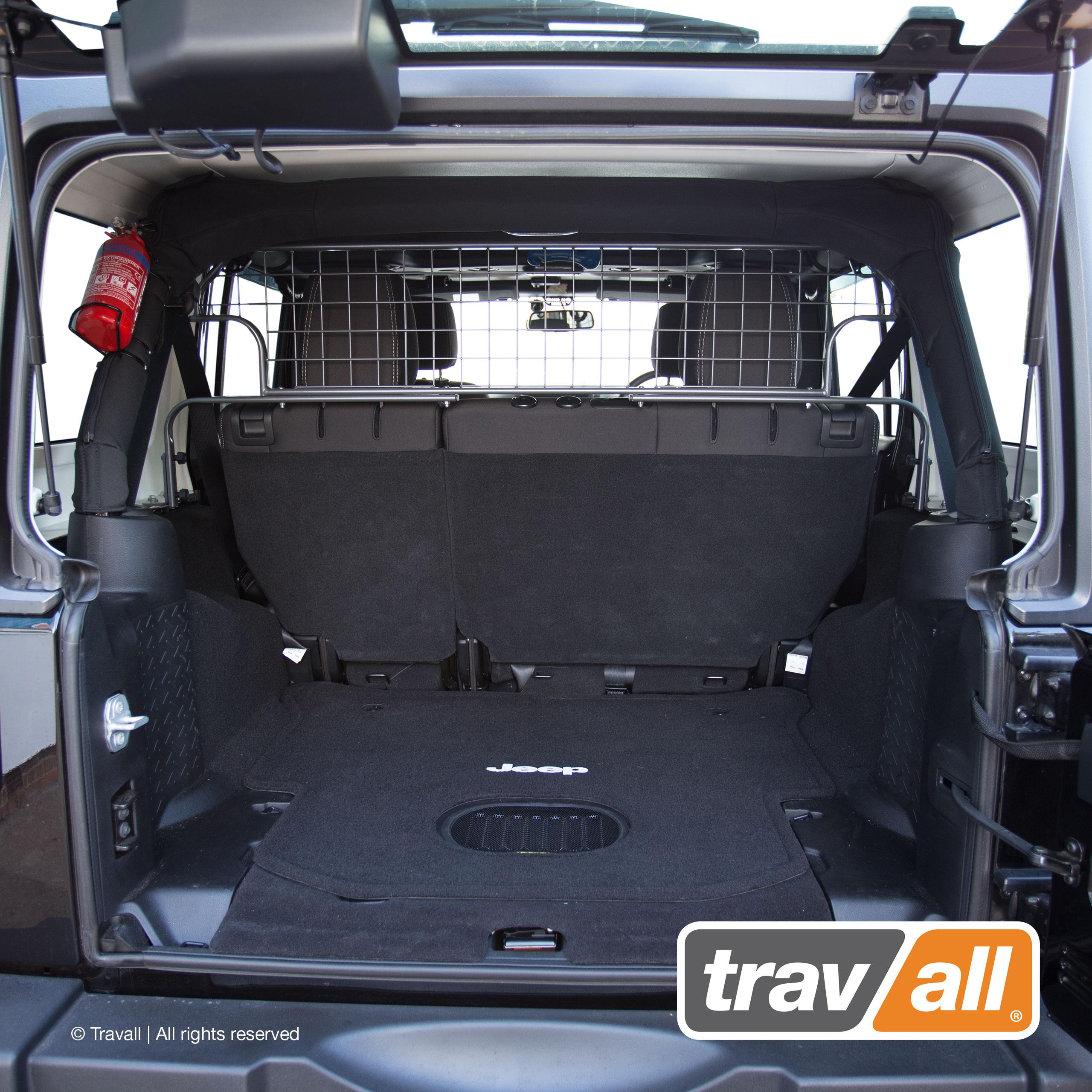 Koiraverkko Jeep Wrangler Unlimited 4d 2006-2017