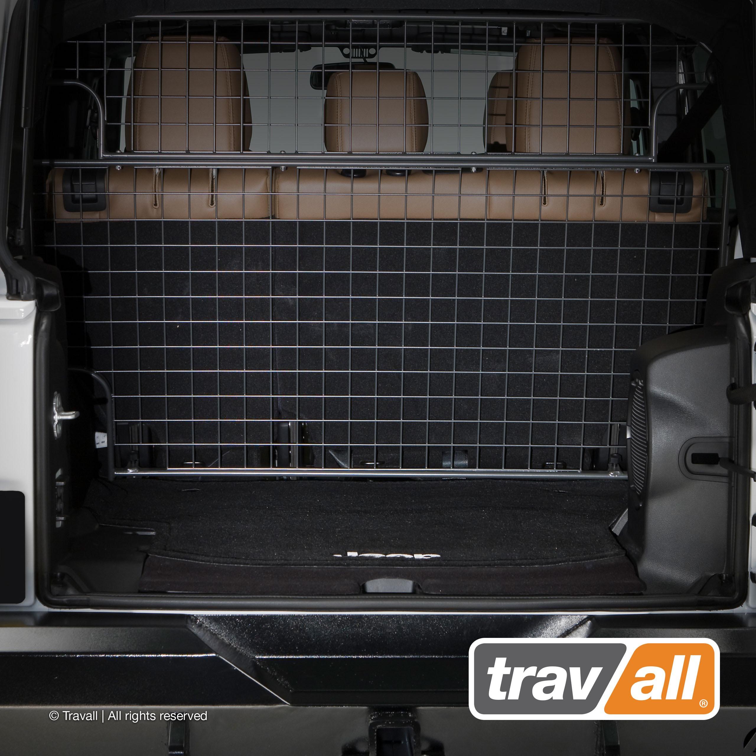Koiraverkko Jeep Wrangler Unlimited 4d 2006-2017 alaosa