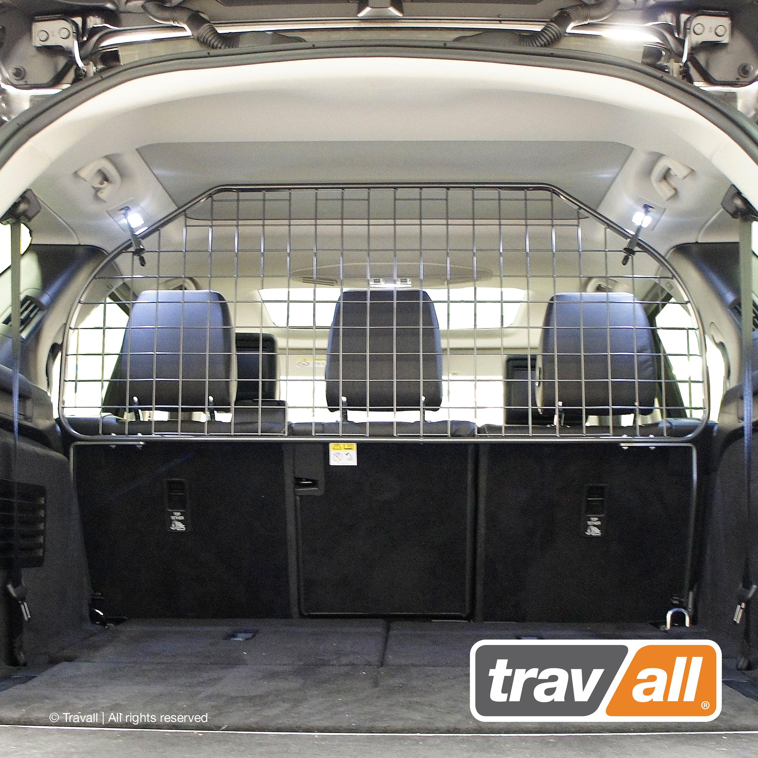 Koiraverkko Land Rover Discovery 5 2016-