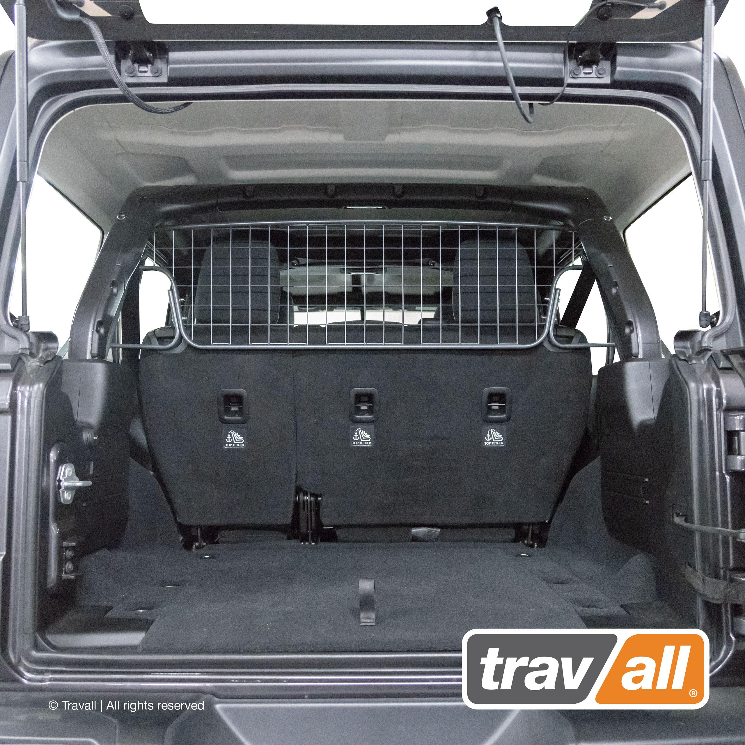 Koiraverkko Jeep Wrangler 4-ov [JL] 2017-