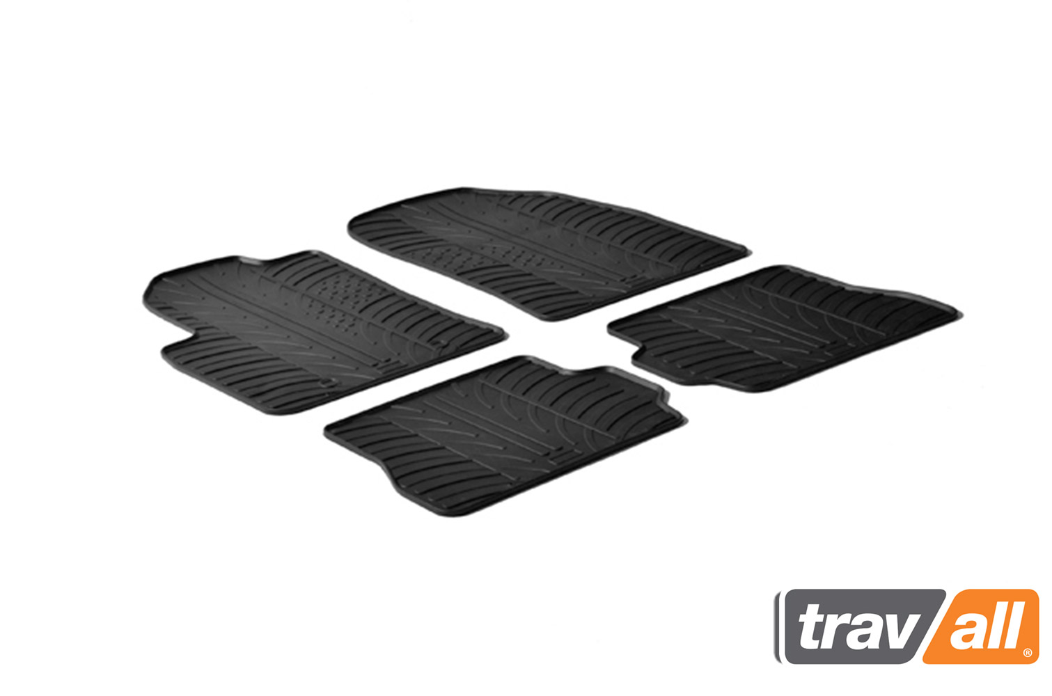 Kumimattosarja Ford Fiesta Hatchback 3/5-ov 02-08 / Fusion 02-12