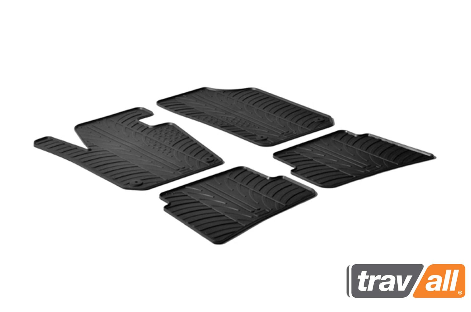 Kumimattosarja Seat Ibiza Hatchback / SC / ST 2008-