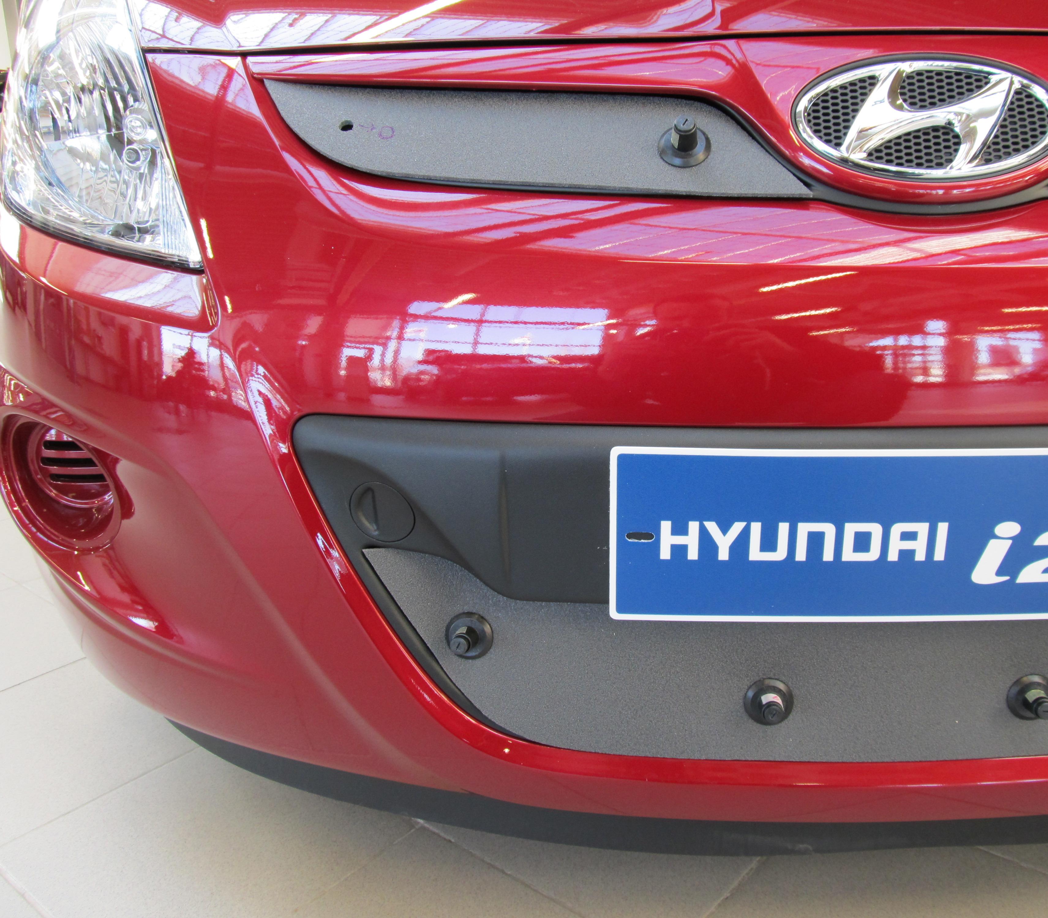 Maskisuoja Hyundai i20 2010-2012