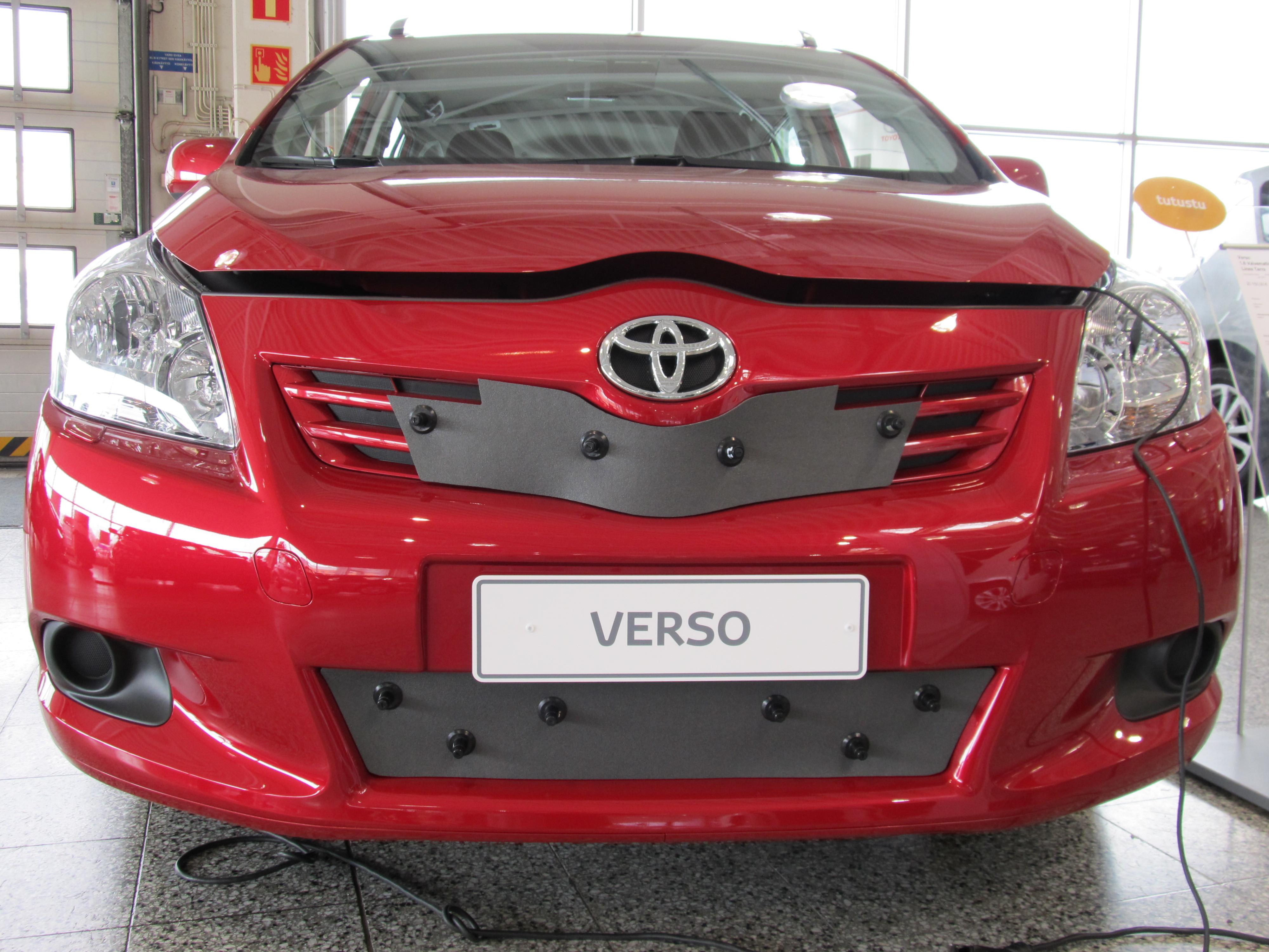 Maskisuoja Toyota Urban Cruiser 2009-2012 (Kopio)