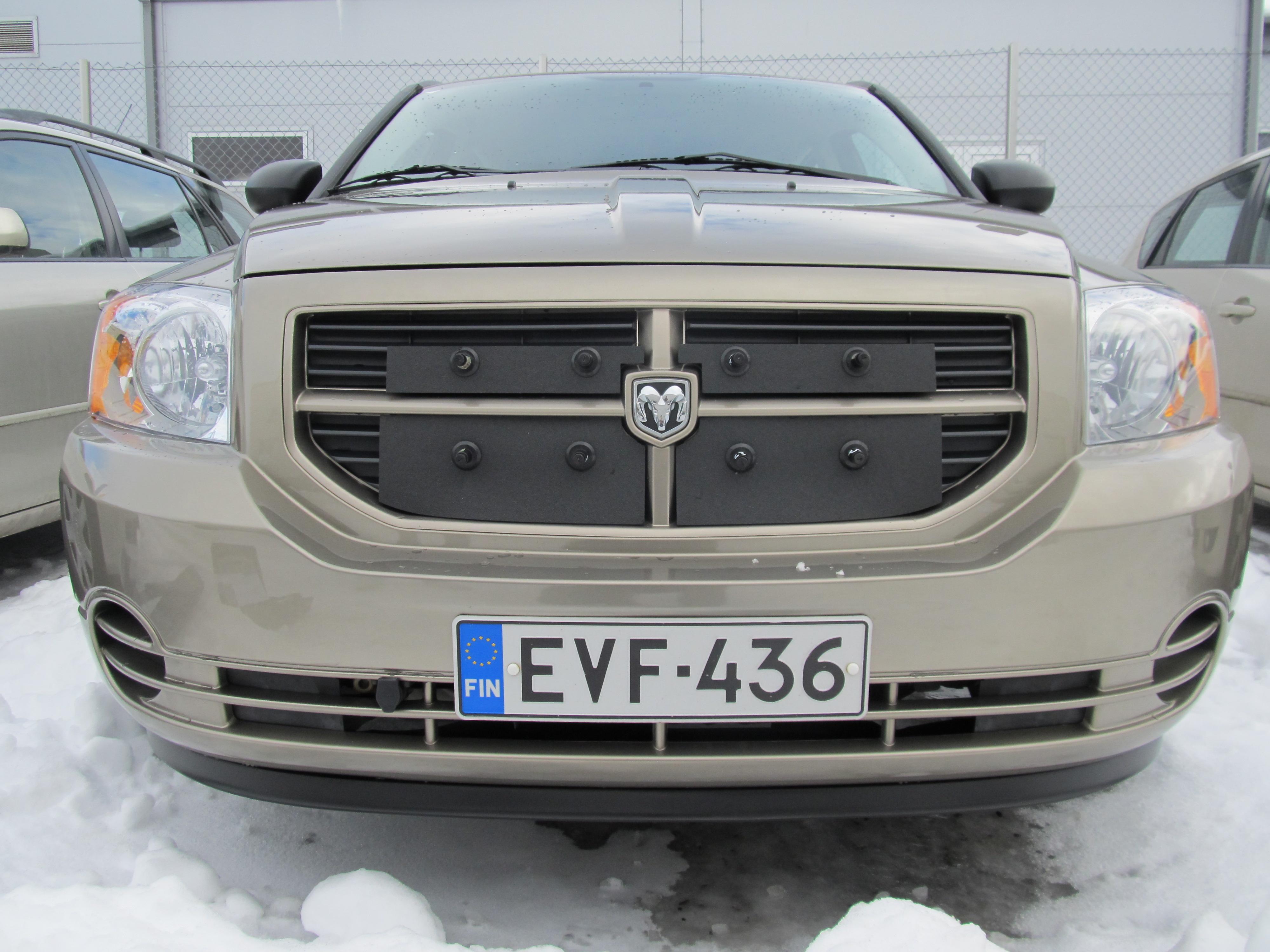 Maskisuoja Dodge Caliber 2006-2010