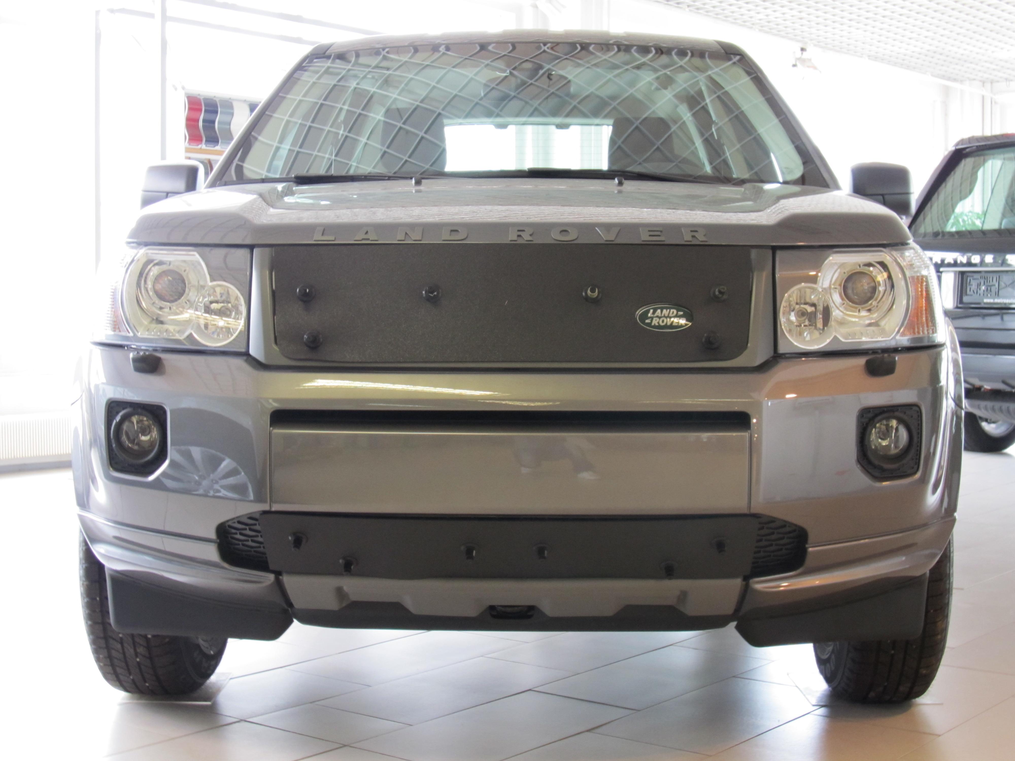 Maskisuoja Land Rover Freelander II 2010-2012