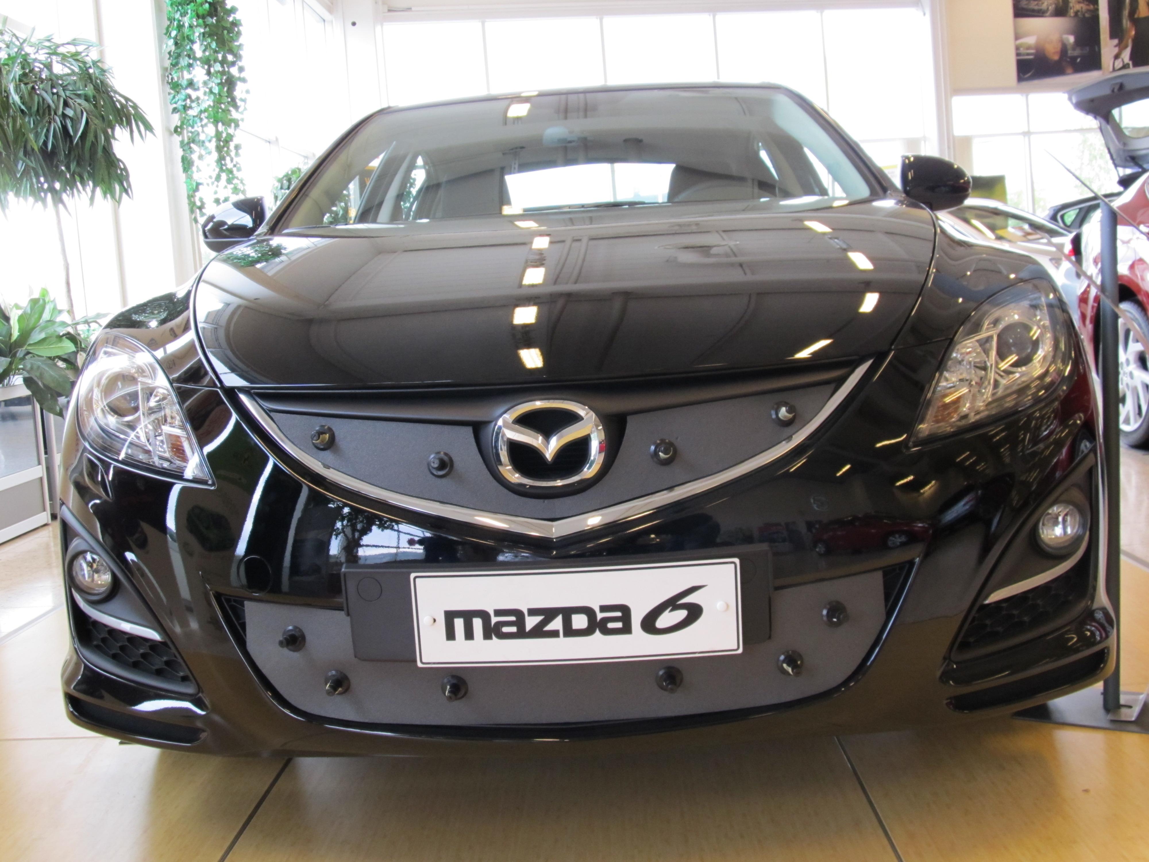 Maskisuoja Mazda 6 2010-2012