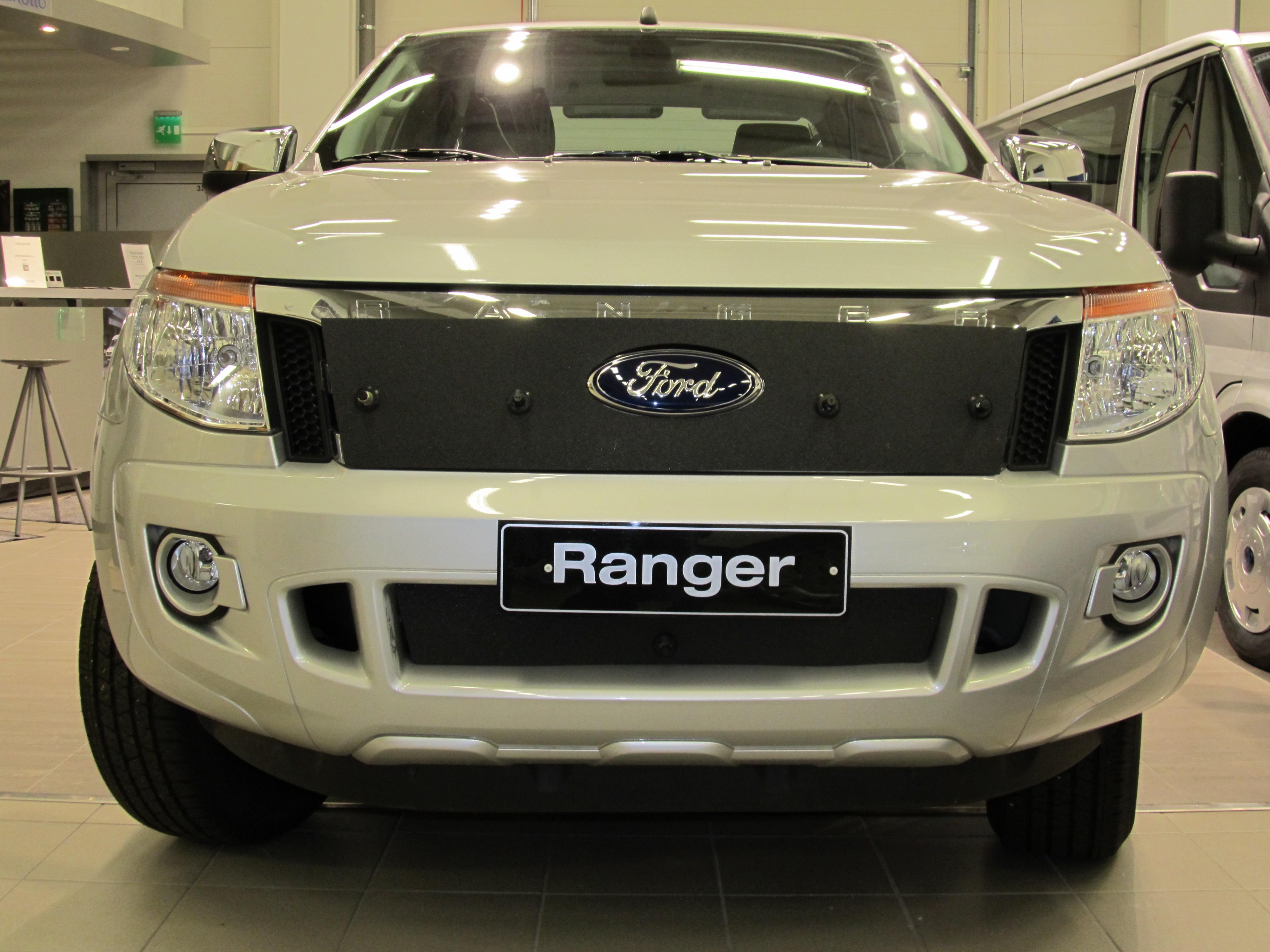 Maskisuoja Ford Ranger 2013-2015