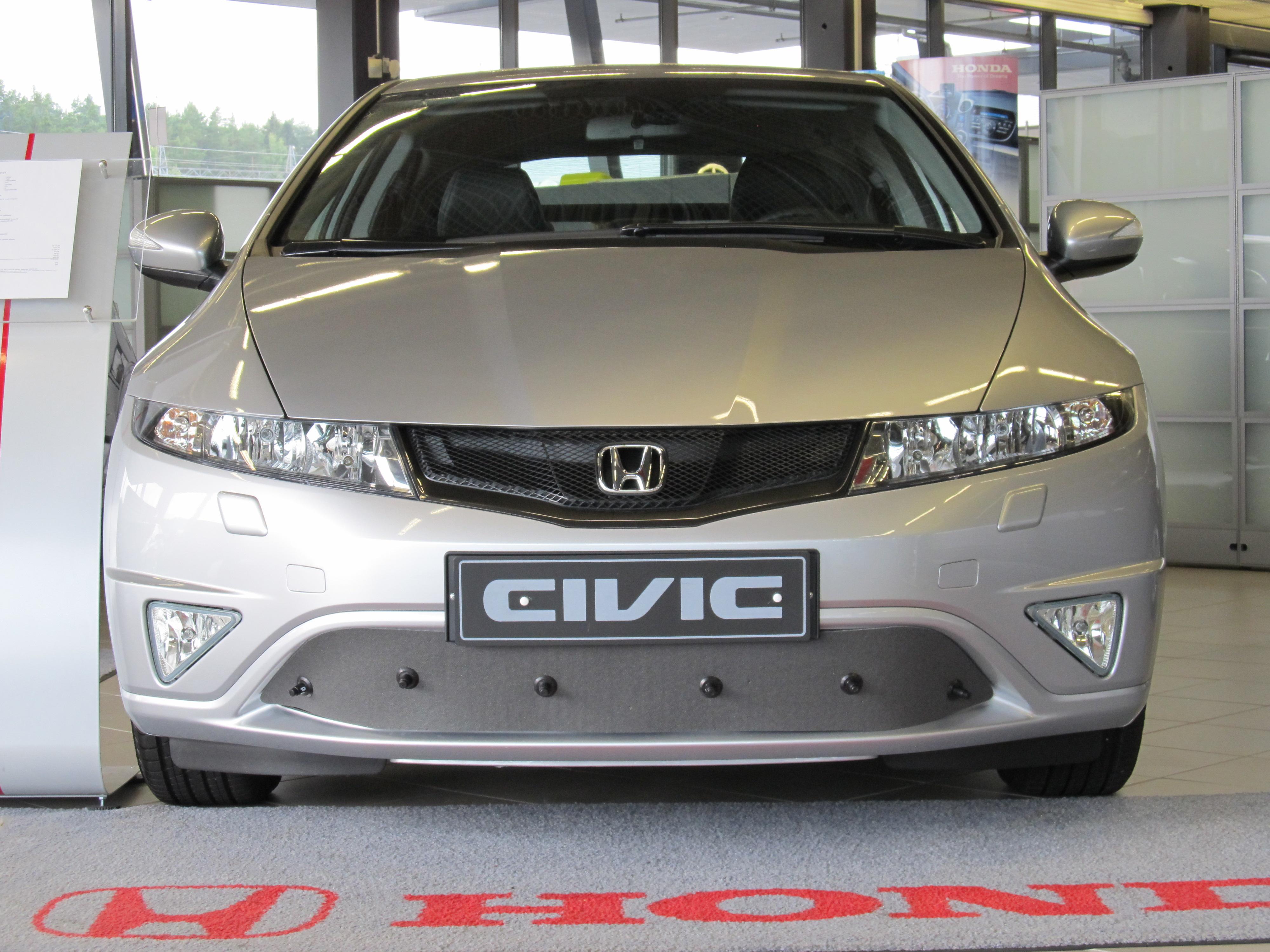 Maskisuoja Honda Civic HB 2009-