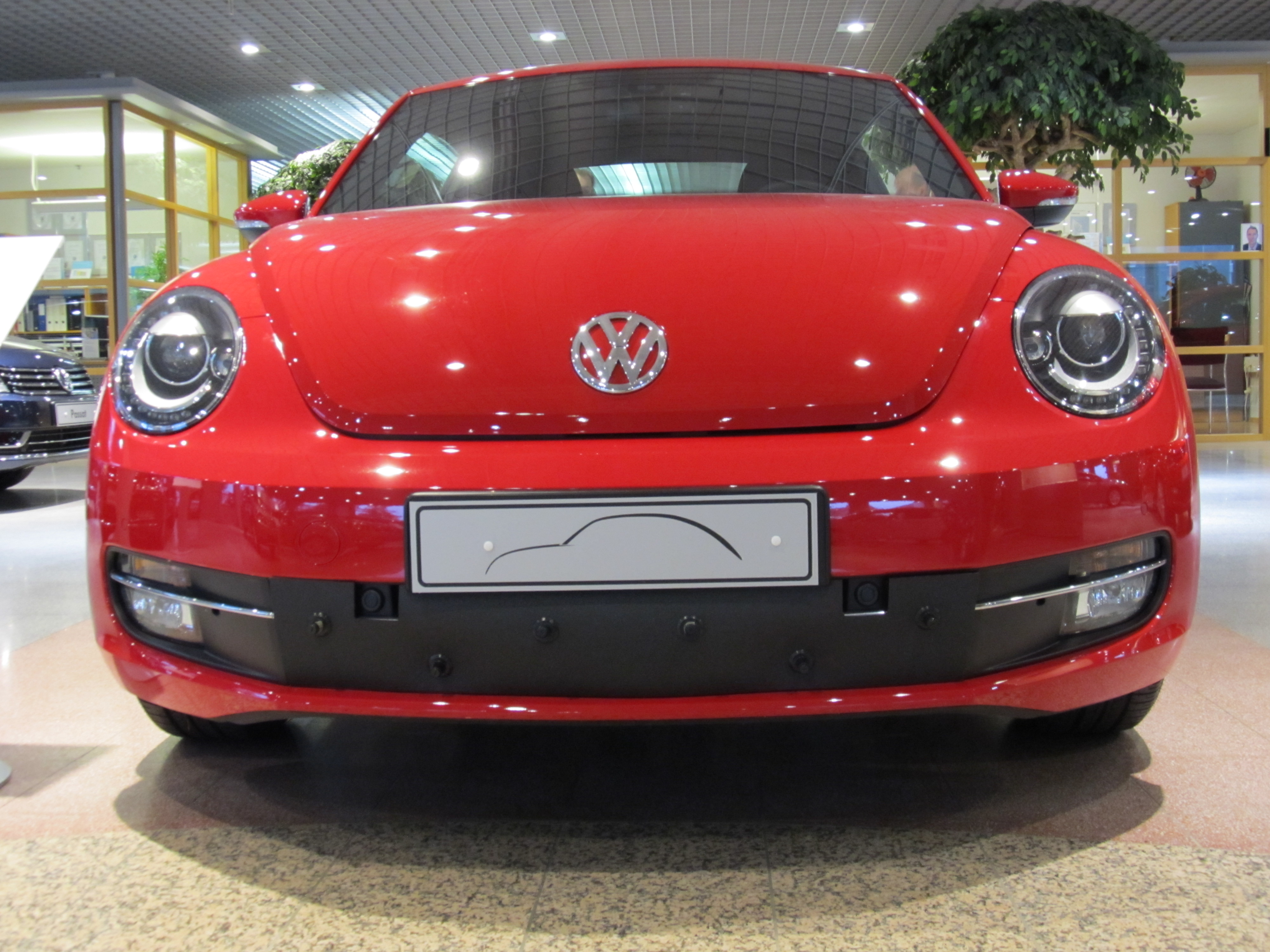 Maskisuoja Volkswagen Beetle 2012-2016