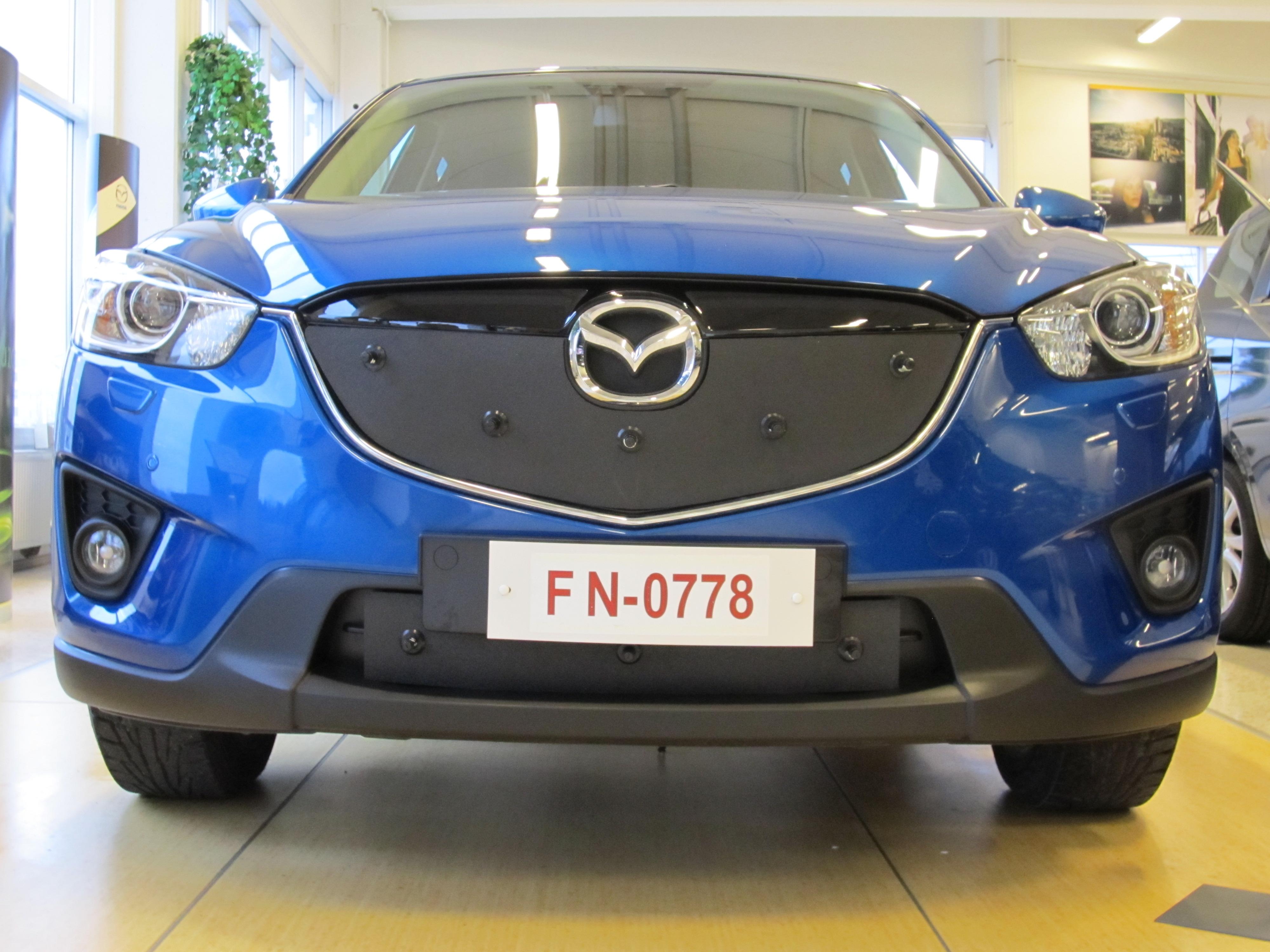 Maskisuoja Mazda CX-5 2012-2014