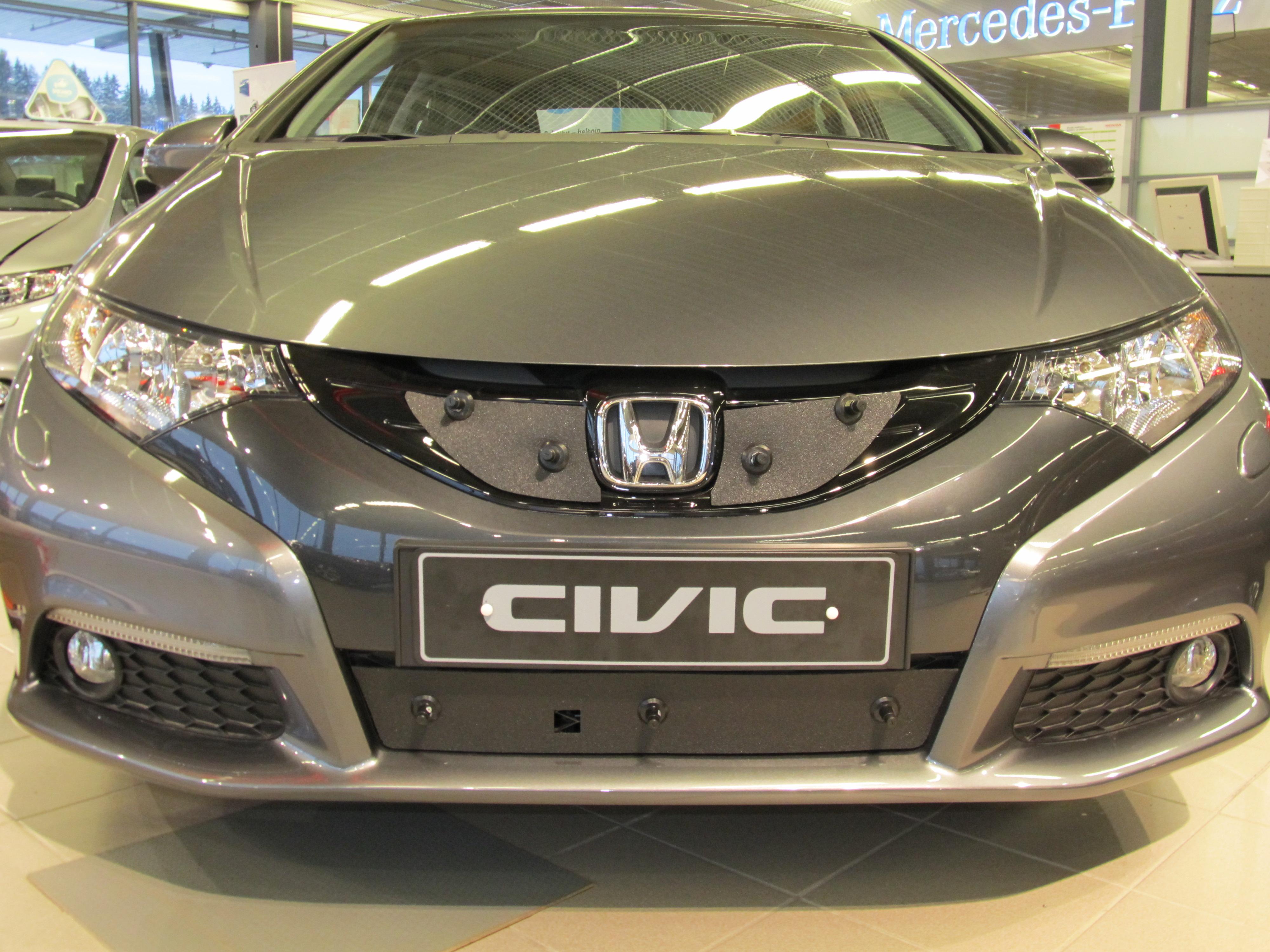 Maskisuoja Honda Civic HB / Tourer 2012-