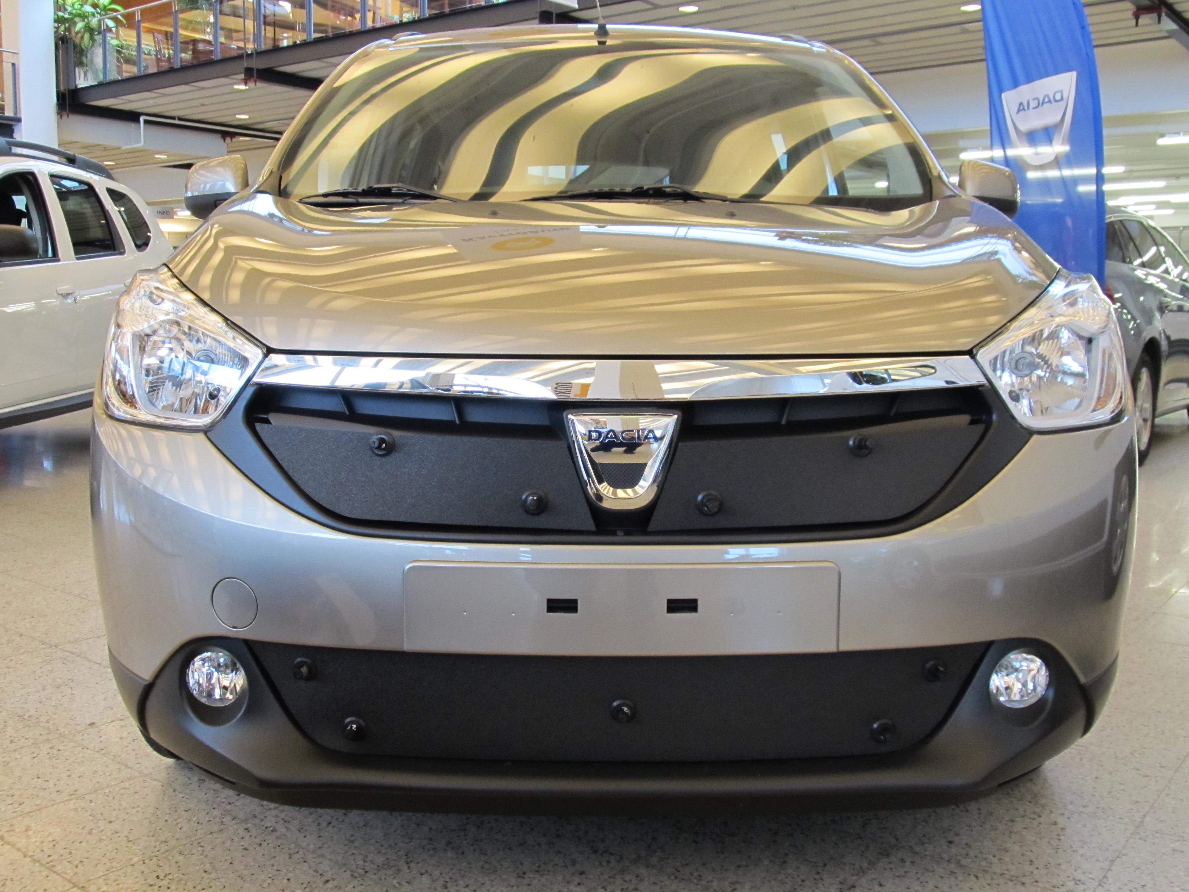 Maskisuoja Dacia Lodgy 2013-2017