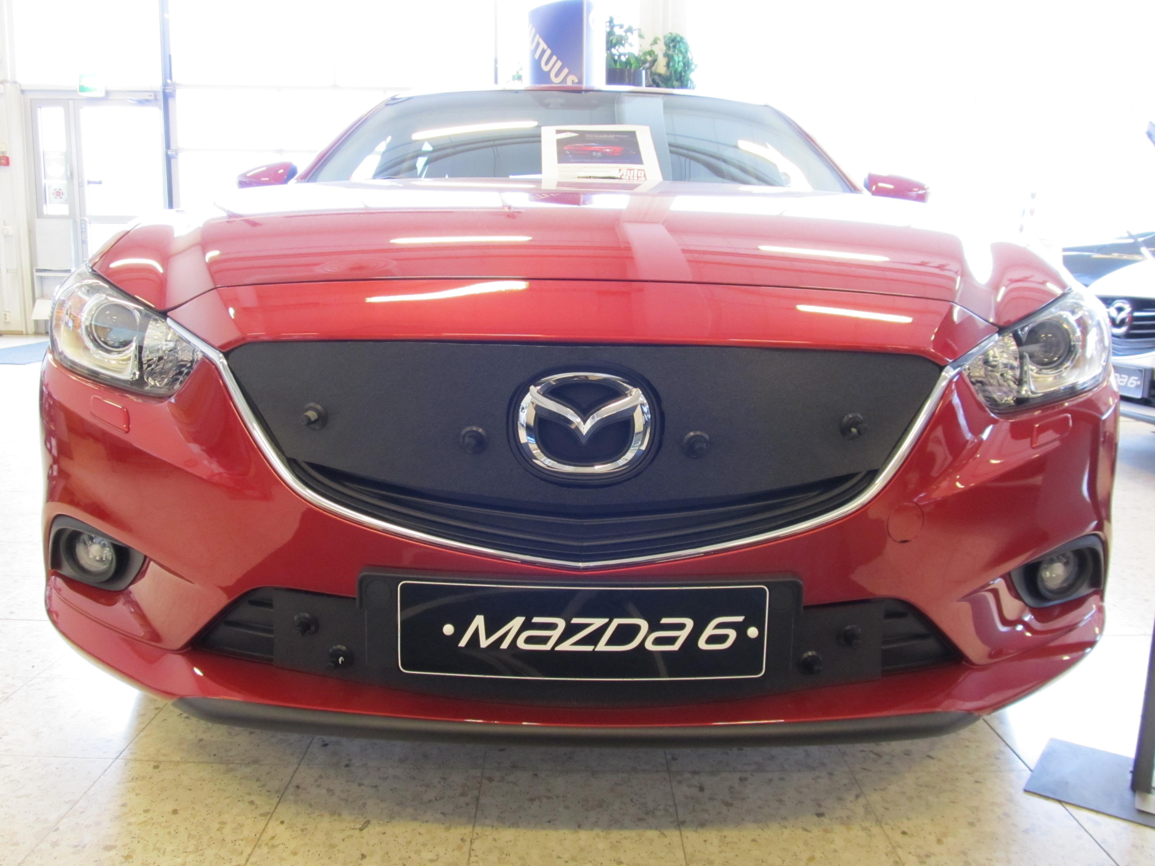 Maskisuoja Mazda 6 2013-2014