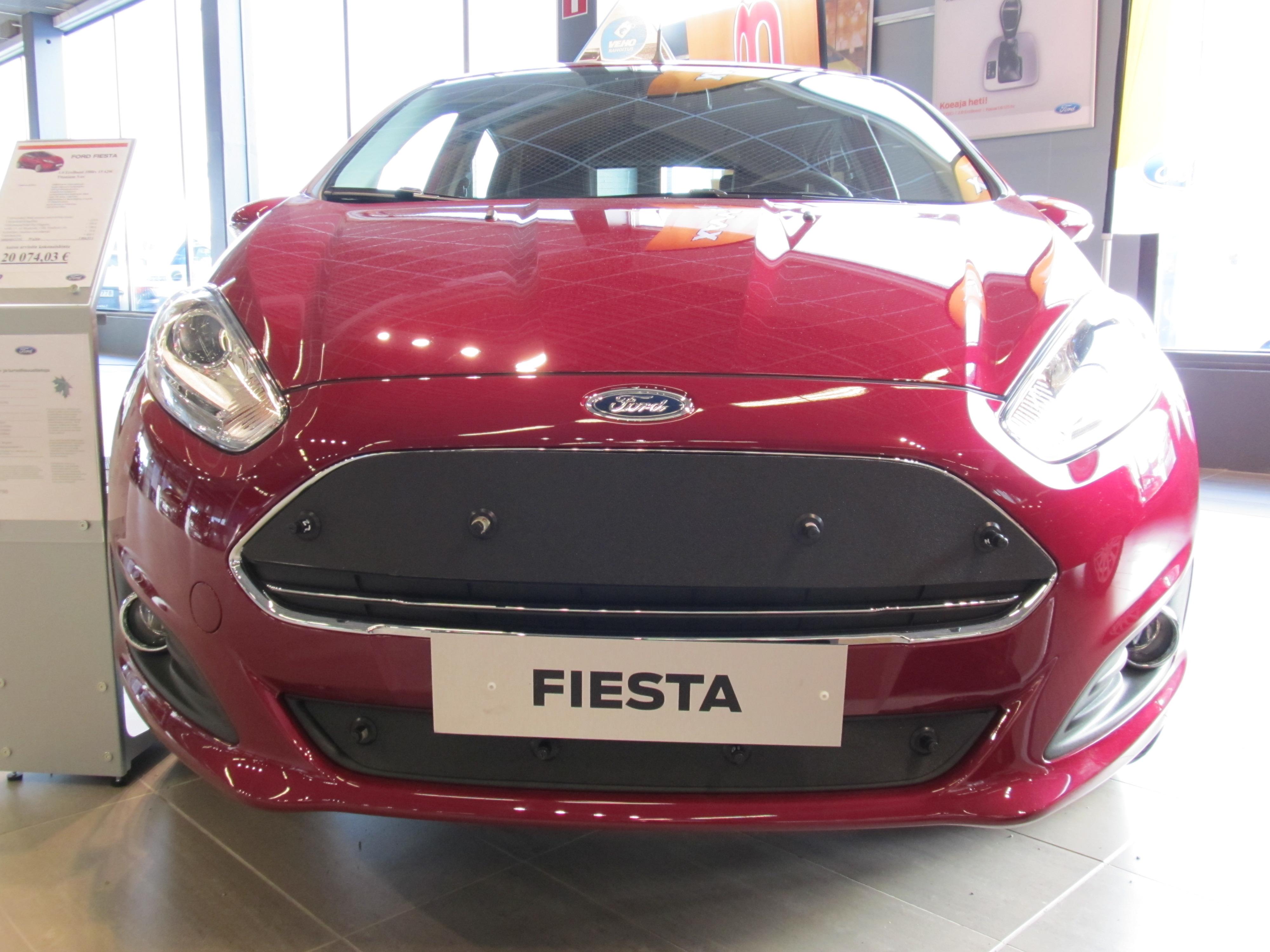 Maskisuoja Ford Fiesta 2013-2017