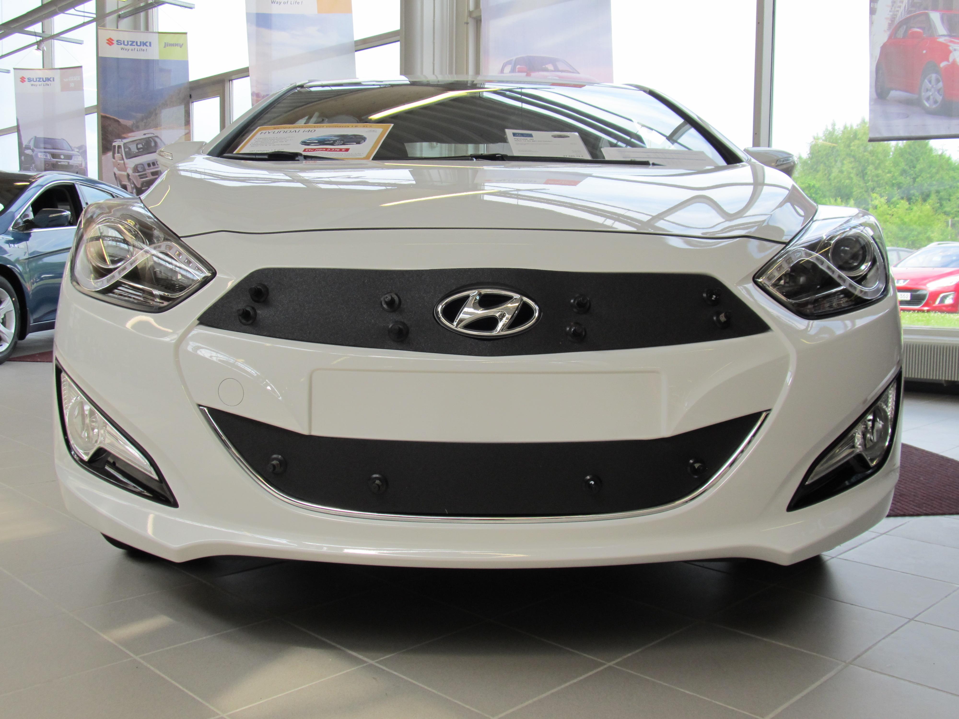 Maskisuoja Hyundai i40 Sedan 2012-
