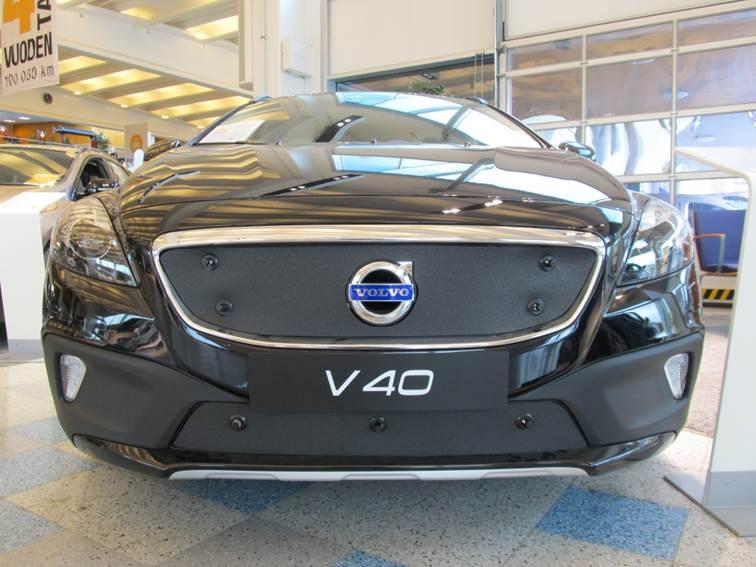 Maskisuoja Volvo V40 2013- (Kopio)