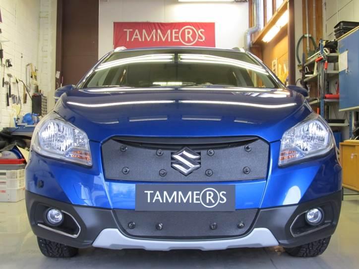 Maskisuoja Suzuki SX4 (molemmat mallit) 2011-2013 (Kopio)