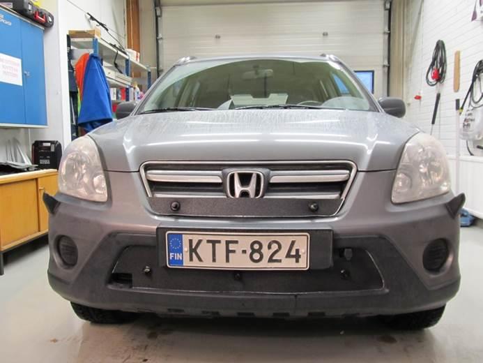 Maskisuoja Honda CR-V 2005-2006