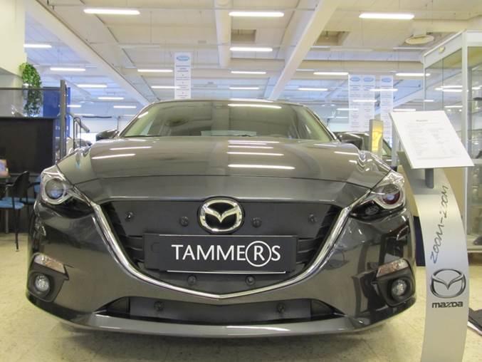 Maskisuoja Mazda 3 2014-