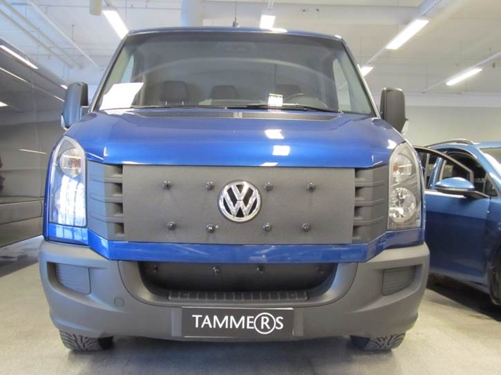 Maskisuoja Volkswagen Caddy Maxi / Maxi Life 2005-2010 (Kopio)